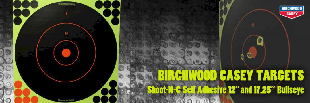 Birchwood Casey Shoot-n-c Targets
