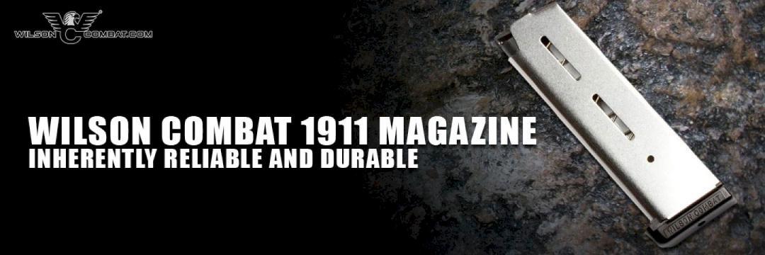 Wilson Combat 1911 Mag