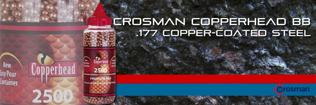 Crosman Copperbead BBs