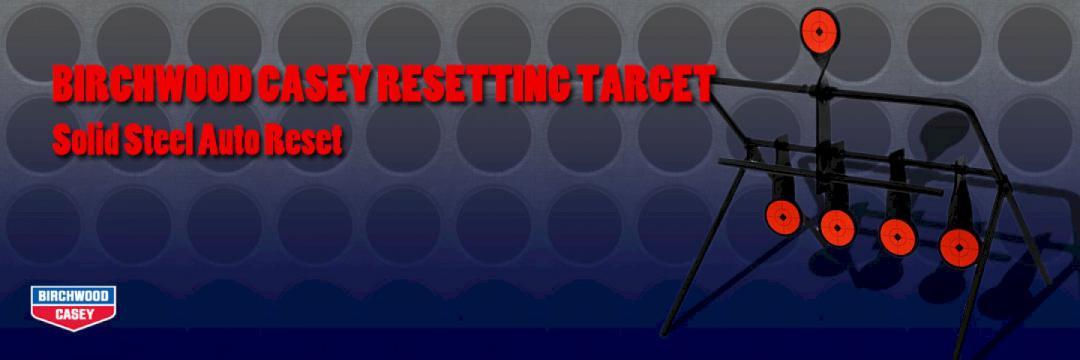Birchwood Casey Resetting Target