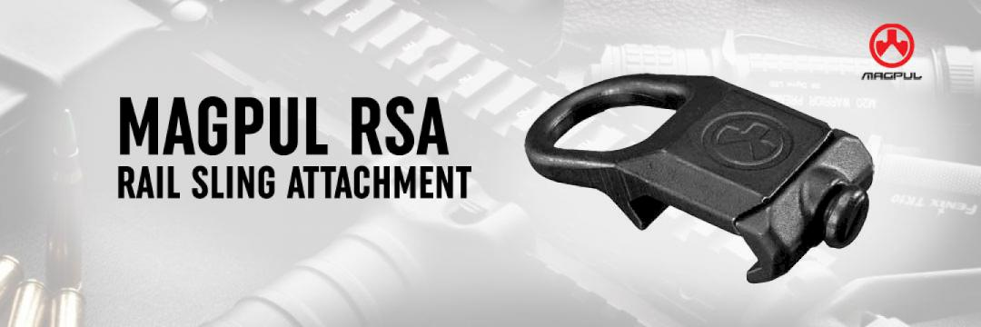 Magpul RSA Rail Sling Attachment