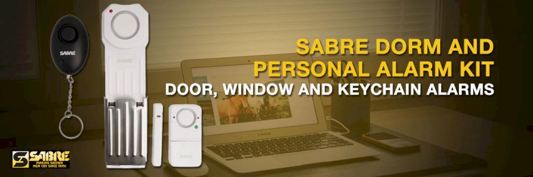 Sabre Dorm and Personal Alarm Kit
