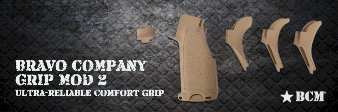 BCM Grip Mod 2