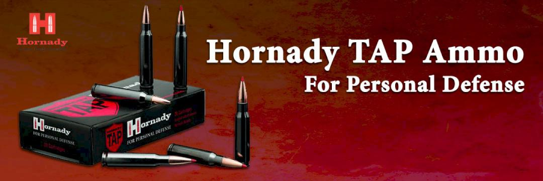 Hornady TAP Ammo