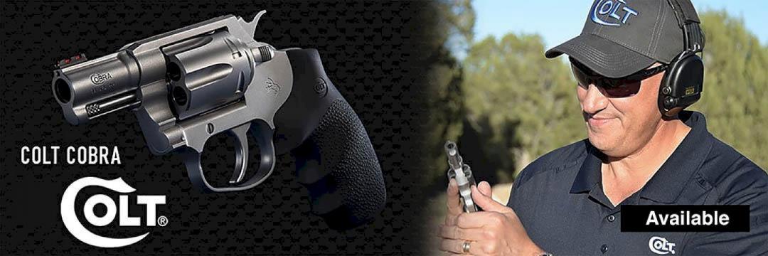 Colt Cobra Revolver 2