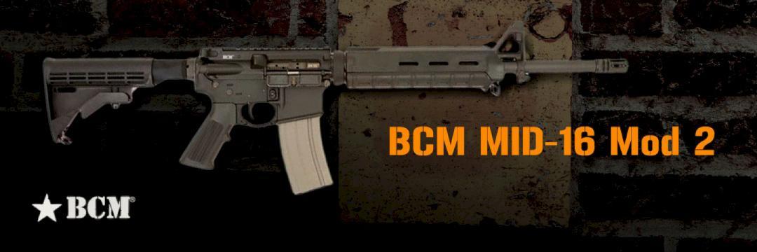 BCM Mid-16 Mod 2