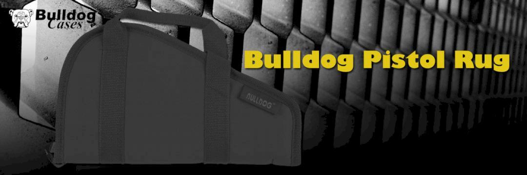 Bulldog Pistol Rug