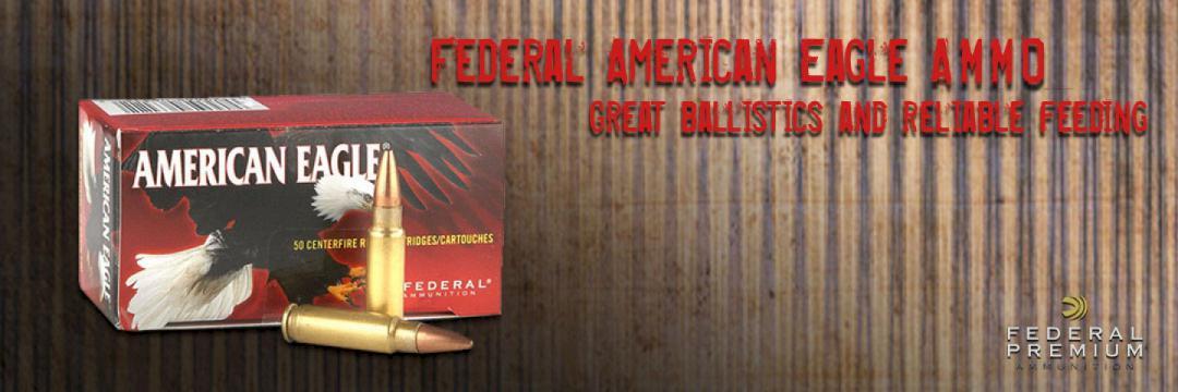 Federal American Eagle Ammo