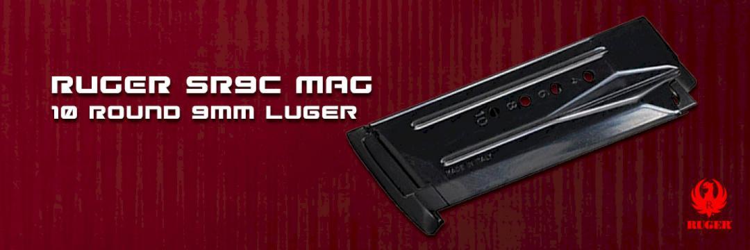 Ruger SR9C Mag