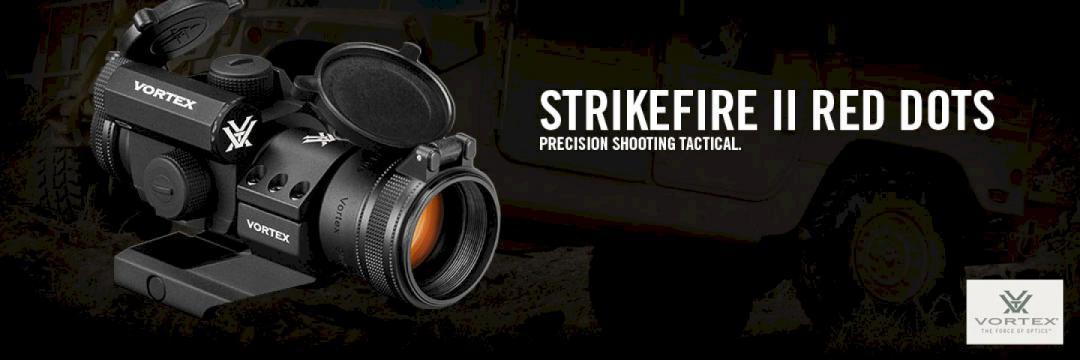 Vortex Strikefire II Red Dot Sight