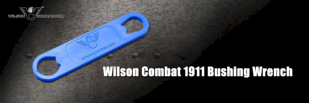 Wilson Combat 1911 Bushing Wrench