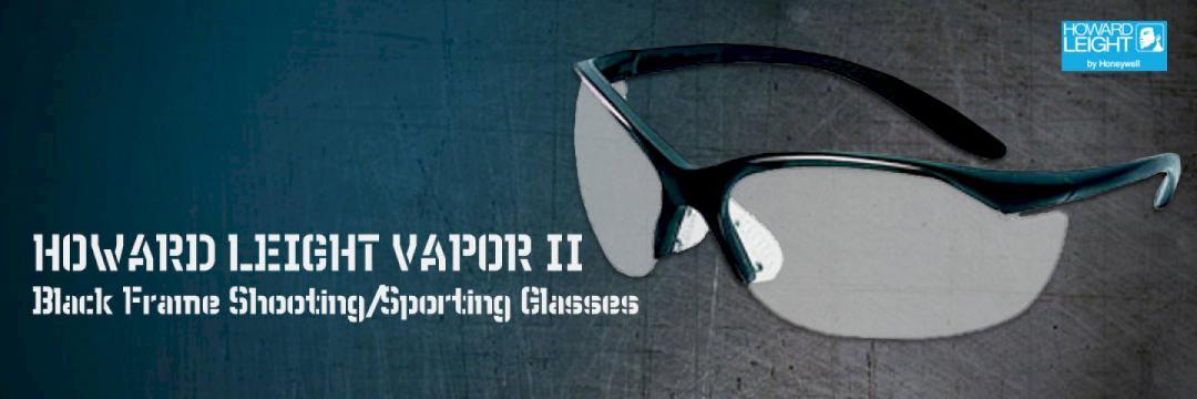 Howard Leight Vapor II Glasses
