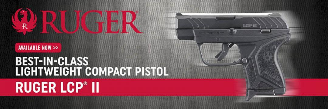Ruger LCPII