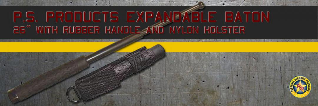 P.S. Products Expandable Baton
