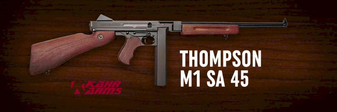 Kahr Arms Thompson M1 SA 45