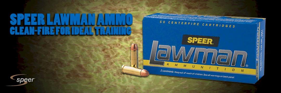 Speer Lawman Ammo