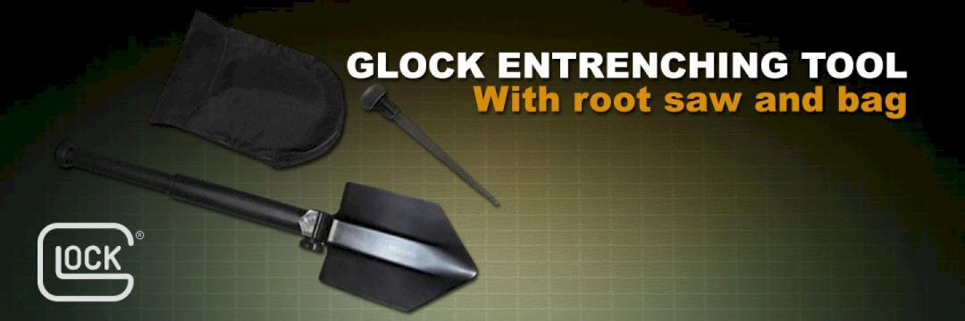 Glock Entrenching Tool