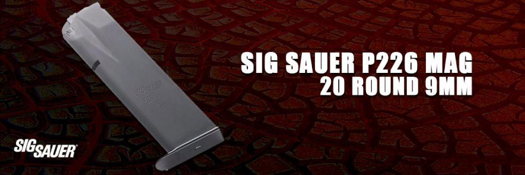 Sig Sauer P226 Mag