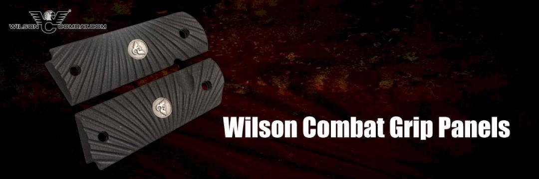 Wilson Combat Grip Panels