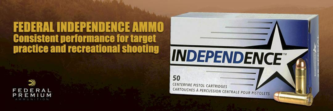 Federal Independence Ammo