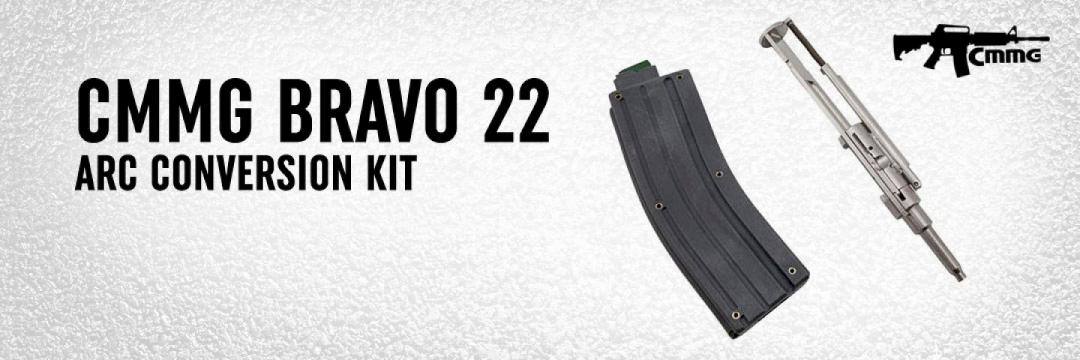 CMMG Bravo 22 ARC Conversion Kit