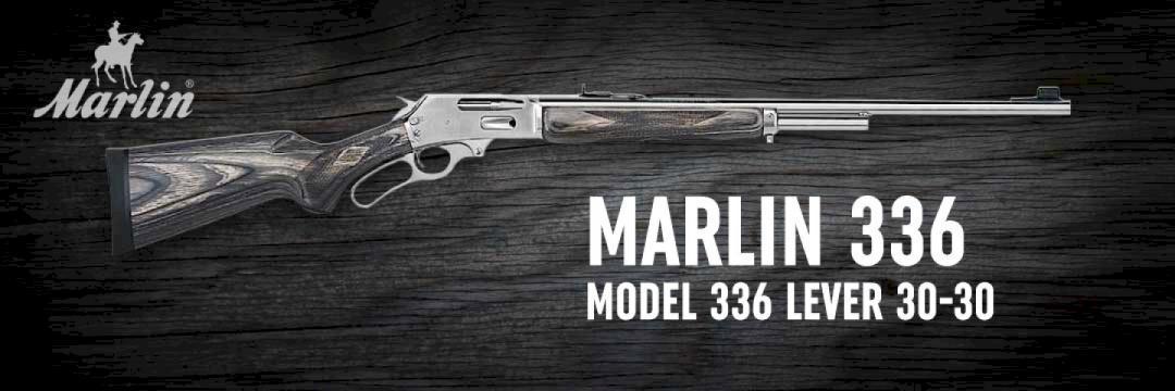 Marlin 336 Lever 30-30