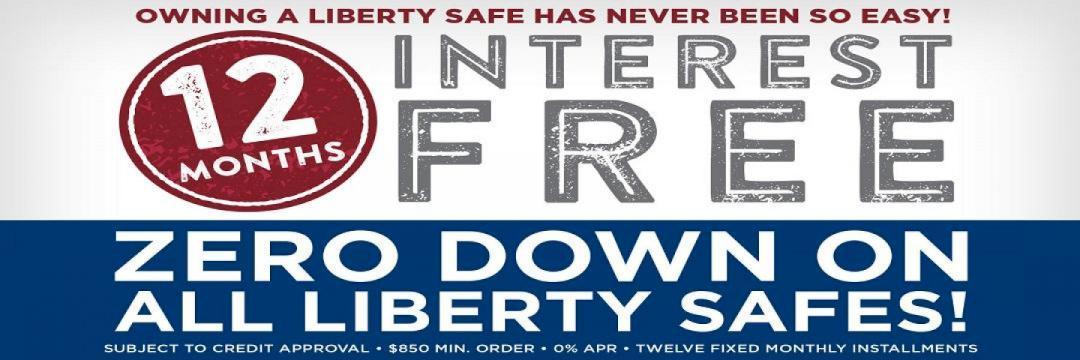 Liberty Safe Financing
