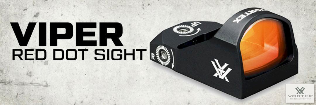 Vortex Viper Red Dot Sight
