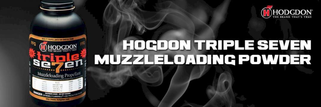 Hogdon Triple Seven Muzzleloading Powder