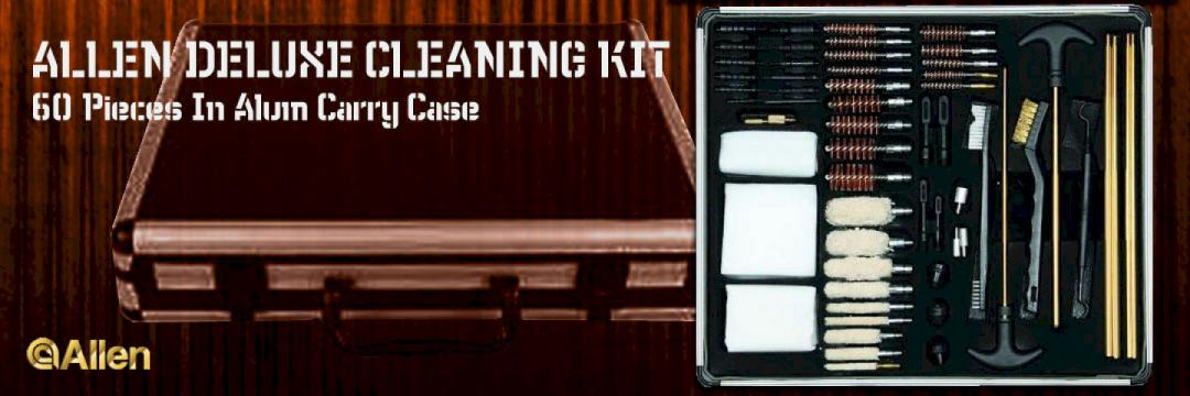 Allen Deluxe Cleaning Kit