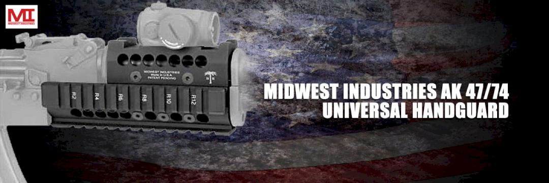 Midwest Industries AK 47/74 Universal Handguard