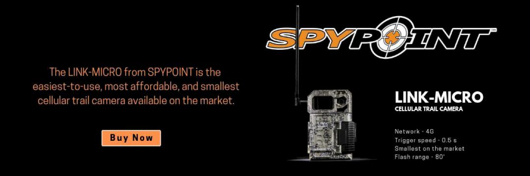 SpyPoint Link-Micro