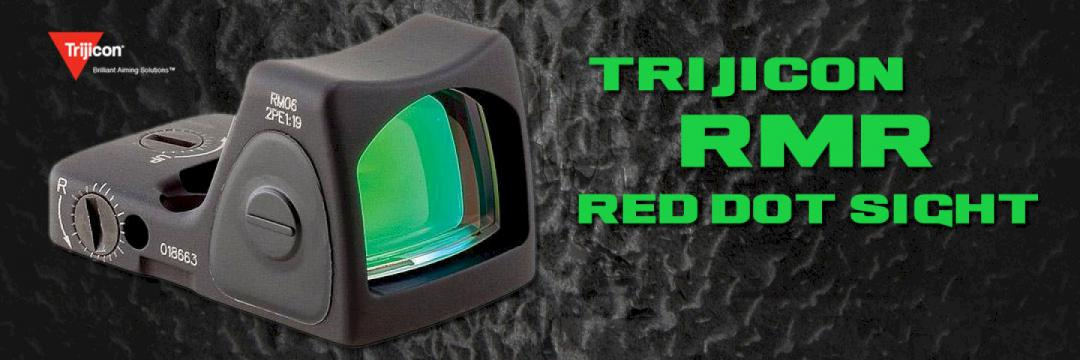 Trijicon RMR Red Dot Sight