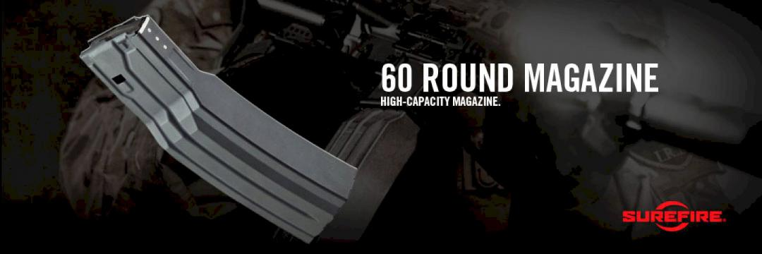 Surefire 60 Round Magazine