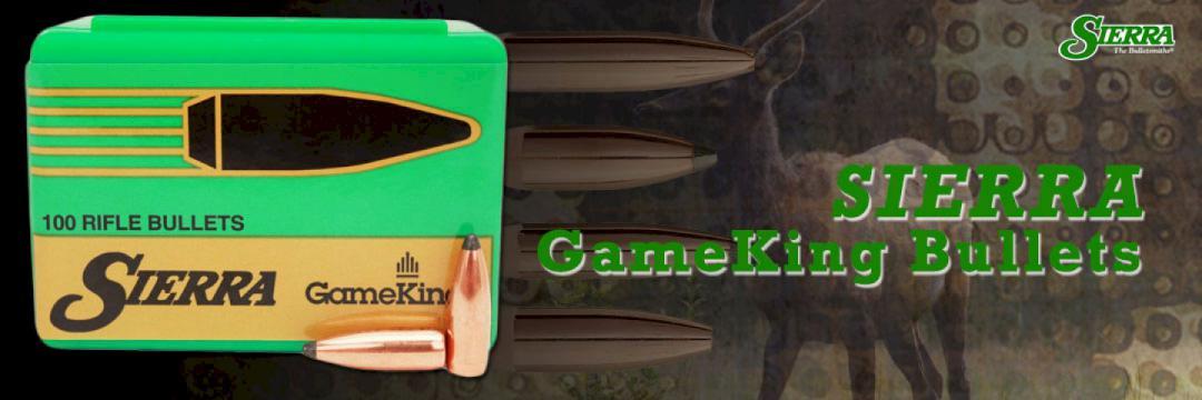 Sierra GameKing Bullets