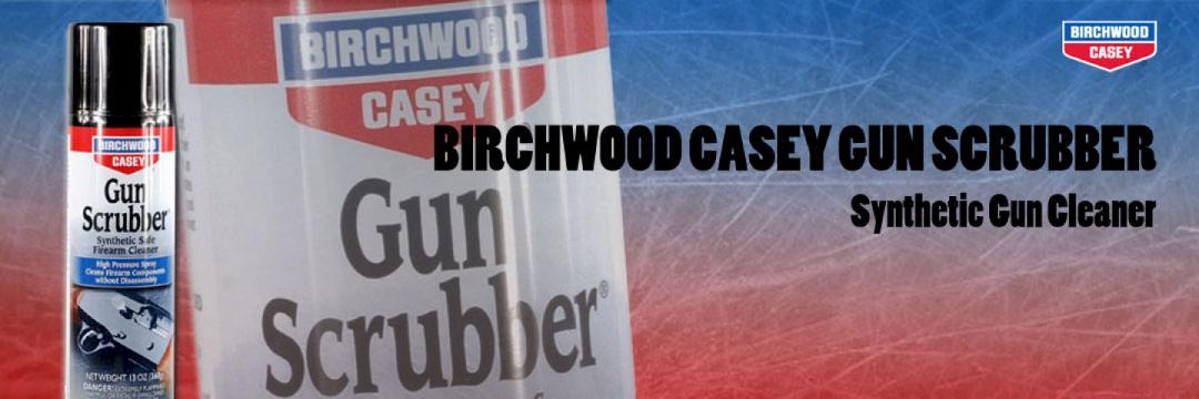Birchwood Casey Gun Scrubber