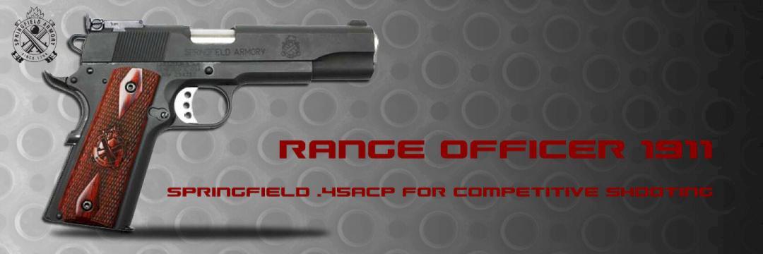 Springfield Range Officer