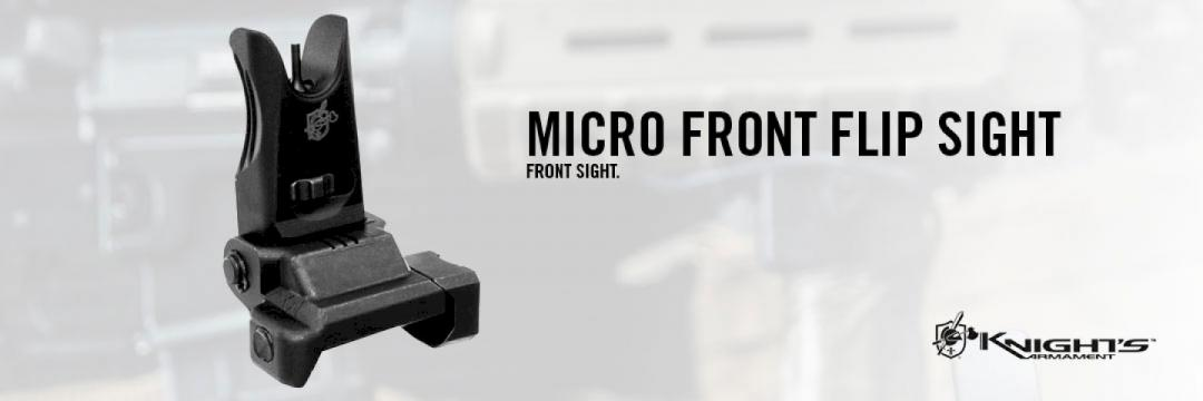 Knights Armament Micro Front Flip Sight