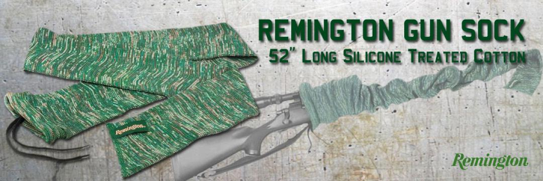 Remington Gun Sock