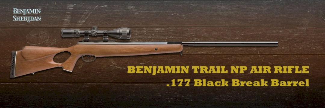 Benjamin Trail NP Air Rifle