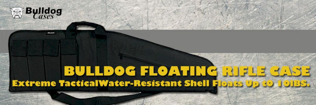 Bulldog Floating Rifle Case