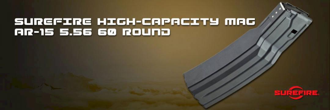 Surefire High-Capacity Mag