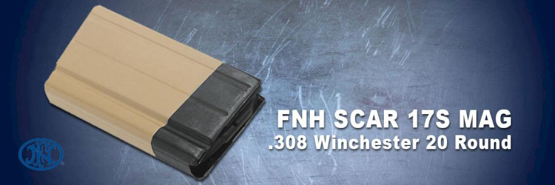 FNH Scar 17S Mag