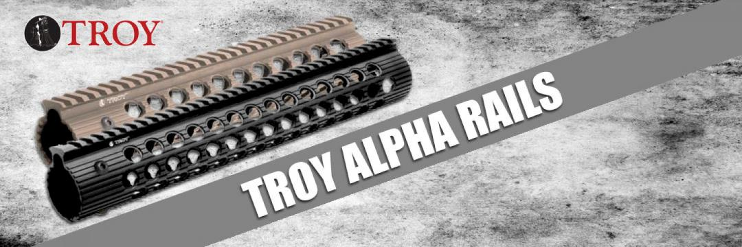 Troy Alpha Rails