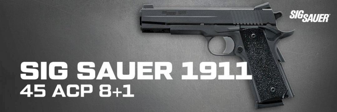 Sig Sauer 1911