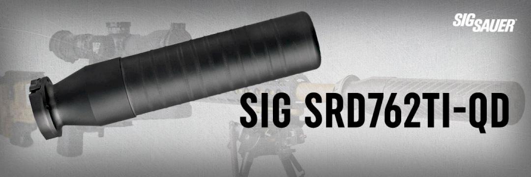 Sig Sauer SRD762TI-QD