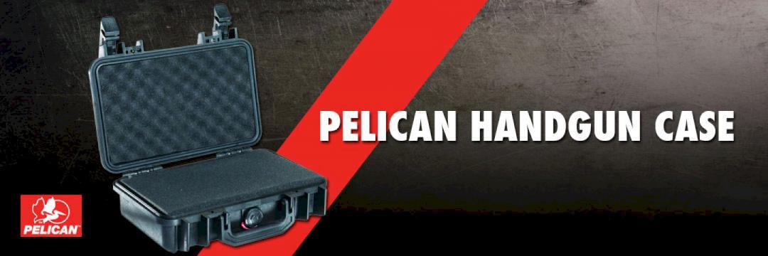 Pelican Handgun Case