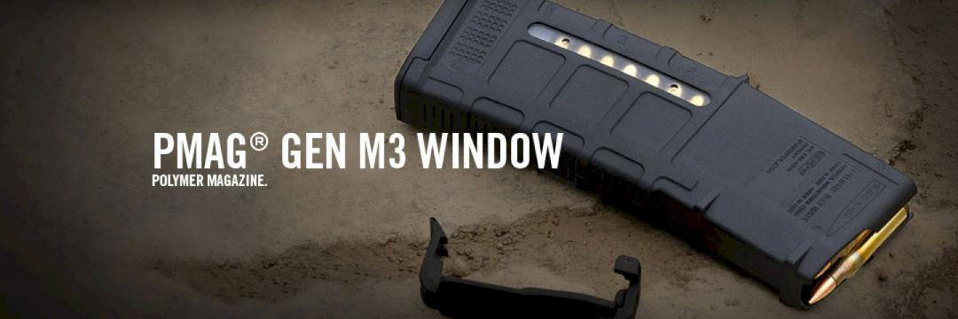 PMAG Gen M3 Window Mag