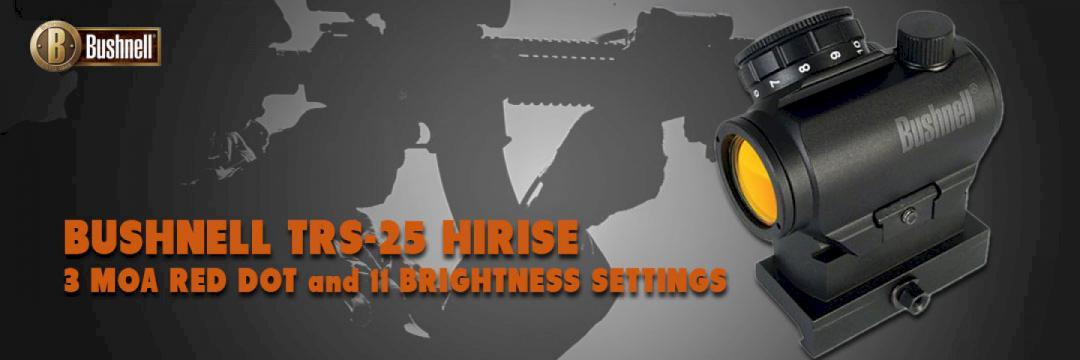 Bushnell TRS-25 HIRISE