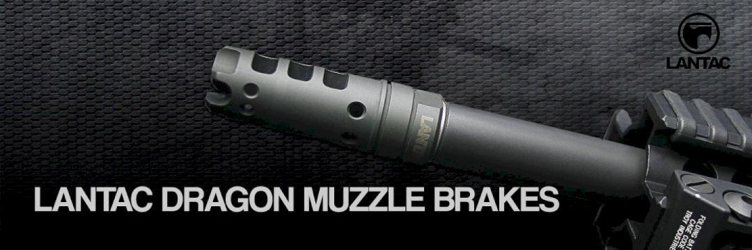 Lantac Dragon Muzzle Brakes